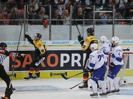 DEB-Team feiert Kantersieg gegen Frankreich