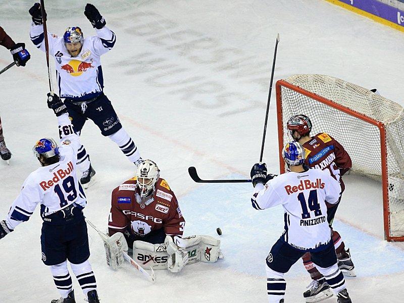 Eisbären Berlin reisen zum dritten DEL-Finale bei Red Bull München