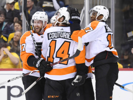 Pittsburgh verliert: Philadelphia verkürzt auf 2:3