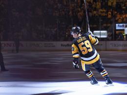 Guentzel verzückt die Penguins - Nashville gleicht aus
