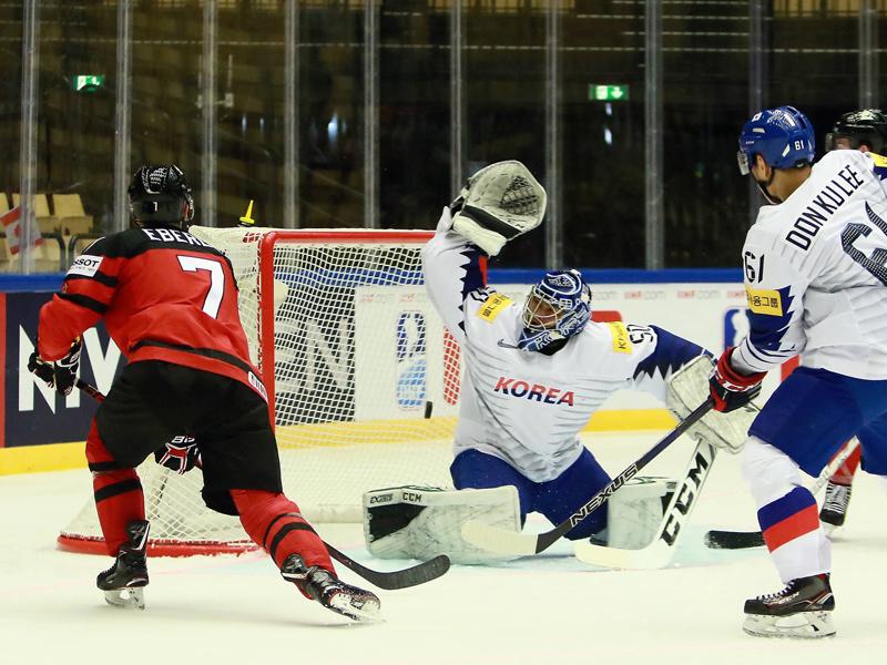 Eishockey-WM: Kanada gewinnt Wettschießen gegen Russland