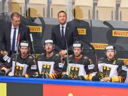 Deutsches Eishockey zurück in der Realität
