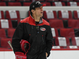 Brind'Amour wird Cheftrainer in Carolina