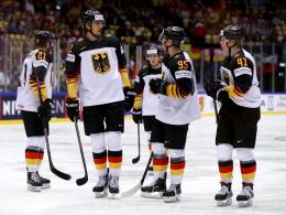 Finnlands Sieg besiegelt Aus für das DEB-Team