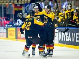 Nach 25 Jahren: DEB-Team besiegt Finnland