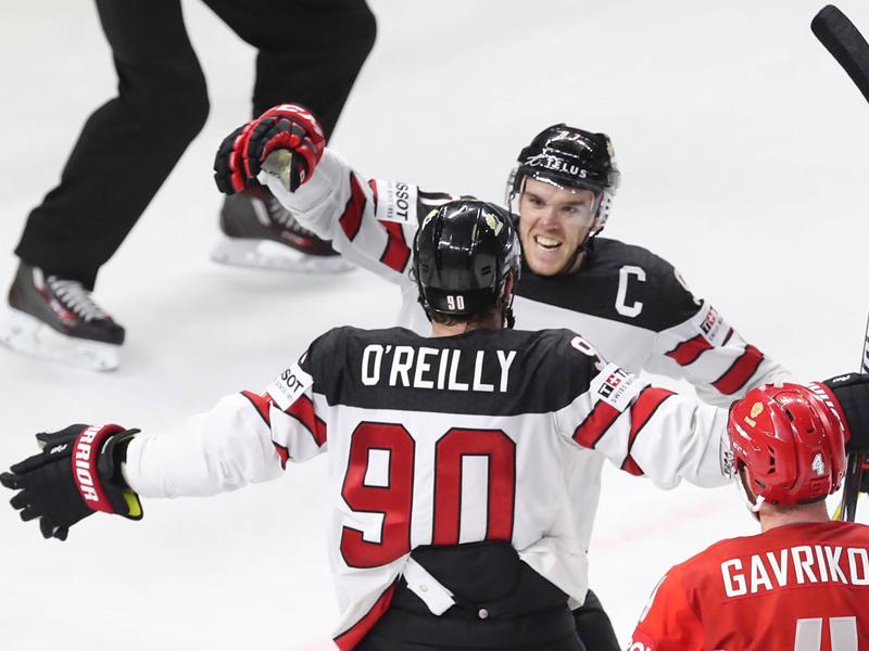 Eishockey: Kanada wirft Russland im Viertelfinale aus der WM