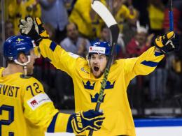 Schweiz und Schweden stürmen ins Finale