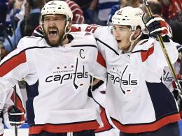 4:0 in Spiel 7! Washington im Stanley-Cup-Finale