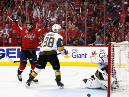 Dank Cleverness und Kuznetsov: Capitals vor Cup-Sieg!