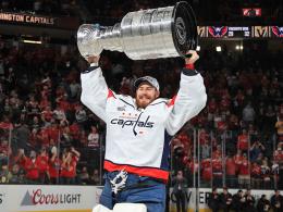 Stanley-Cup-Sieger Grubauer: