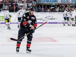 Die NHL ruft: Ehliz wechselt nach Calgary