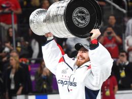 Stanley-Cup-Gewinner Grubauer wechselt zu Colorado