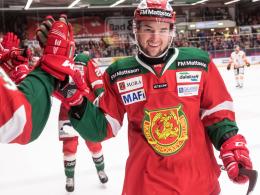 Haie verpflichten Ex-NHL-Profi Akeson