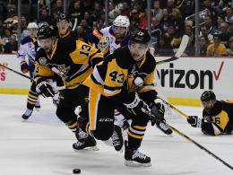 Sheary überstrahlt Crosby und McDavid