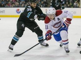 San Jose - kein gutes Pflaster für Montreal
