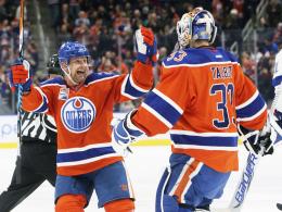 Tor und Assist: Draisaitl überzeugt bei Edmontons Sieg