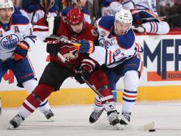 Draisaitl gewinnt mit Edmonton bei Rieders Arizona