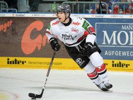 Ehrhoff glückt Rückkehr nach Krefeld