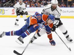Draisaitl mit Edmonton weiter auf Play-off-Kurs