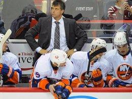 Islanders trennen sich von Trainer Capuano