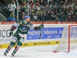 Holzmann verlängert in Augsburg