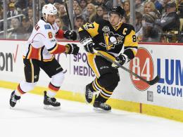 Pittsburgh unterliegt im Penaltyschießen
