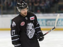 Offensive Serie zwischen Ice Tigers und Panther