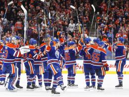 Erstmals seit 2006: Oilers in den Play-offs
