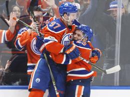 Draisaitl schießt Edmonton in der Overtime zum Sieg
