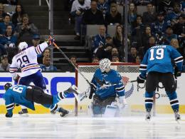 Draisaitl mit erstem Play-off-Treffer: Edmonton ist weiter