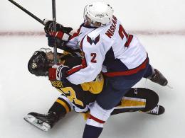 Shattenkirks OT-Treffer - Gehirnerschütterung bei Crosby!