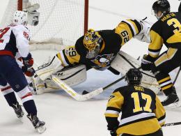 Fleury springt für Crosby ein - Caps vor dem Aus