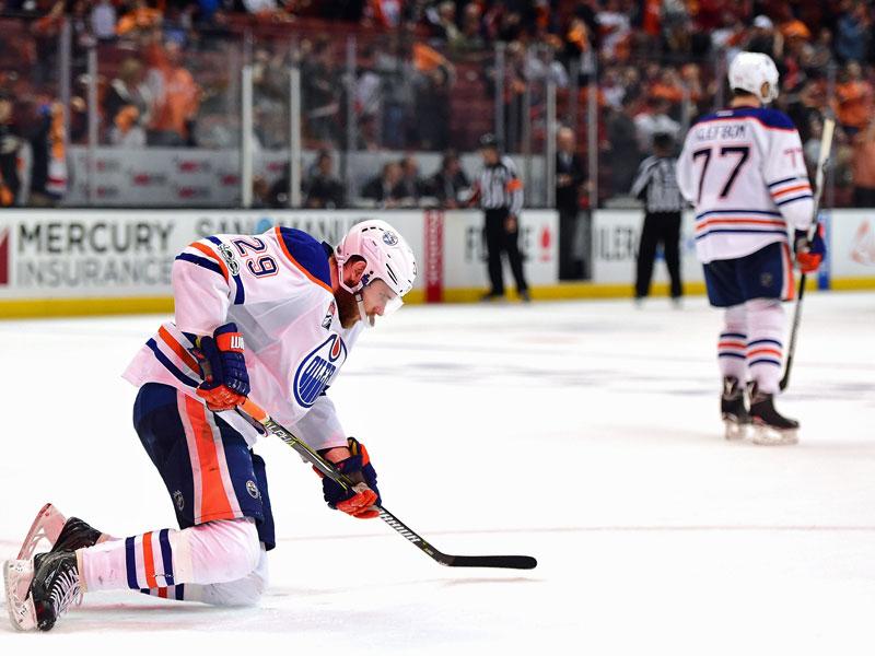 Kanada: NHl-Playoffs: Überragender Draisaitl lässt Edmonton jubeln