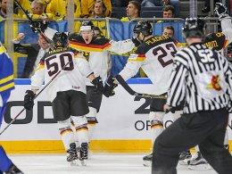 Nach gutem Start: Klare Niederlage gegen Schweden