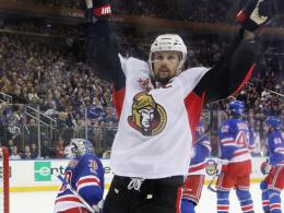 Karlsson führt Ottawa ins Conference-Finale