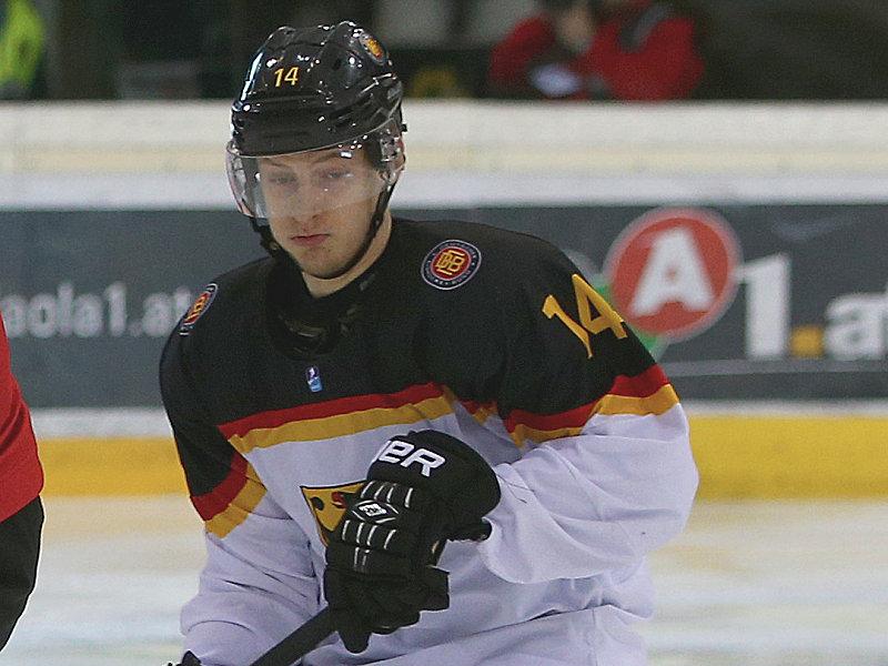 Von Straubing in die USA: Eishockey-Profi Wiederer in NHL