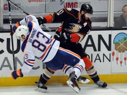 Play-off-Aus für Draisaitl und die Oilers