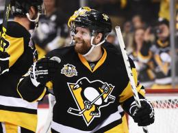 Kühnhackls Pittsburgh gleicht gegen Ottawa aus