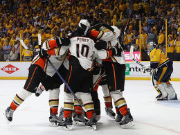 Ducks entführen Sieg aus Nashville