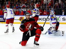 Kanada und Schweden im WM-Finale