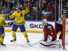 Schweden nach Penaltyschießen Weltmeister!