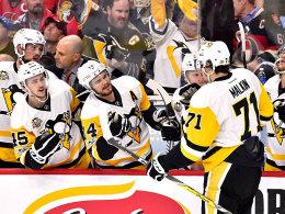 Penguins: Speed, Superstars und Sicherheit im Tor