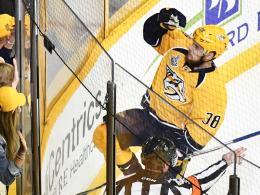 Nashville stürmt zum Ausgleich im Stanley-Cup-Finale