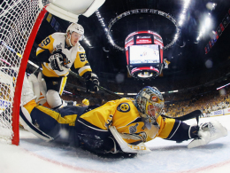 Eishockey-Euphorie und ein Play-off-Monster