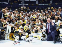 Pittsburgh holt den Stanley-Cup und schreibt Geschichte