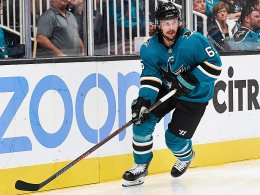 Sharks bissiger denn je - Happy End in Vegas?