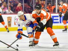 New York Islanders sortieren Kühnhackl aus