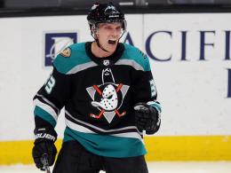 Perfekter Start für die Anaheim Ducks