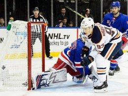 Nugent-Hopkins sorgt für die Oilers-Wende