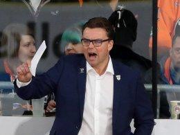 Grizzlys Wolfsburg trennen sich von Tirkkonen